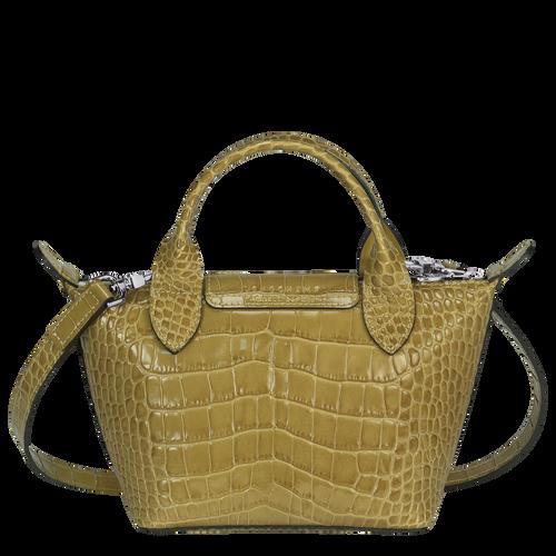 Top handle bag XS, Cumin - View 3 of  3 -