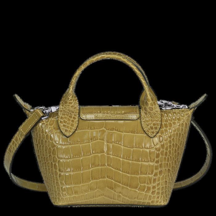Top handle bag XS, Cumin - View 3 of  3 - zoom in