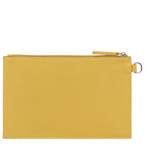 Pouch, Yellow, hi-res - View 3 of 3