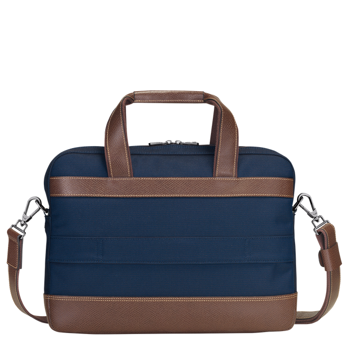 Briefcase S, Blue - View 3 of  3 - zoom in