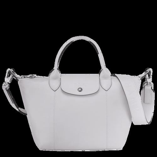 Top handle bag, Grey, hi-res - View 1 of 4