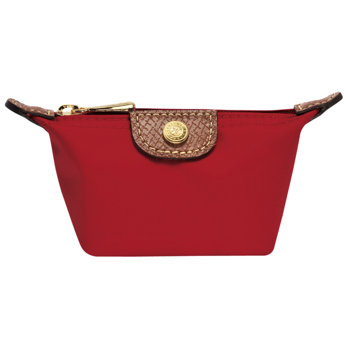 Coin purse, Red, hi-res - View 1 of 1