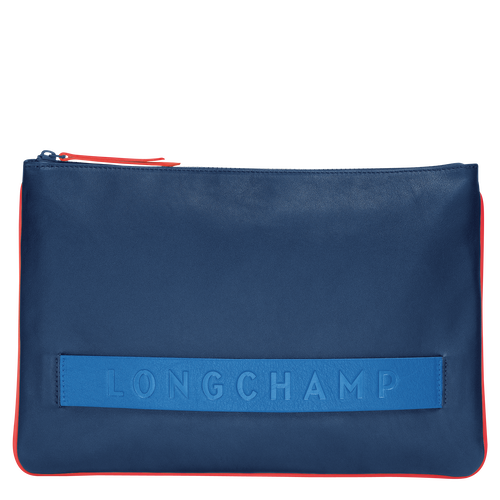 View 1 of Large Pouch, 127 Blue, hi-res