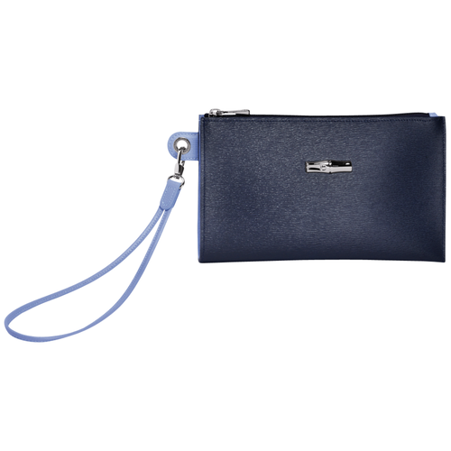 View 1 of Pouch, Navy, hi-res