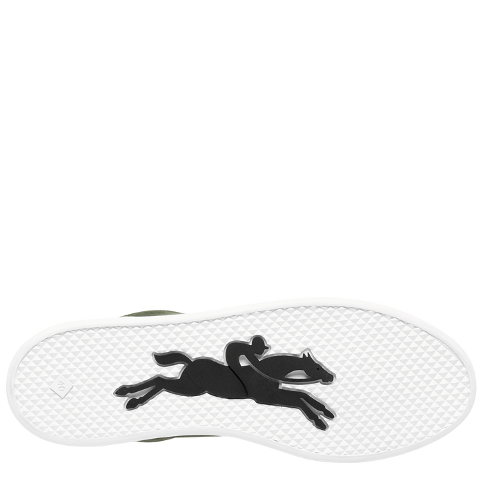 Sneakers, Longchamp Green - View 5 of  5 - zoom in