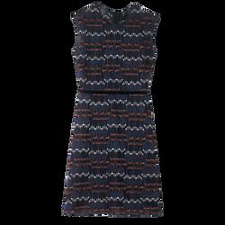 Dress, 006 Navy, hi-res