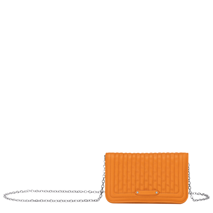 Geldbörse mit Kette, Orange, hi-res - View 1 of 3