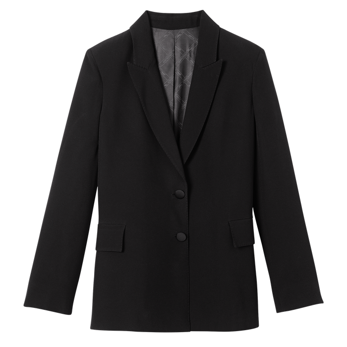 Collection Printemps/Été 2021 Jacket, Black