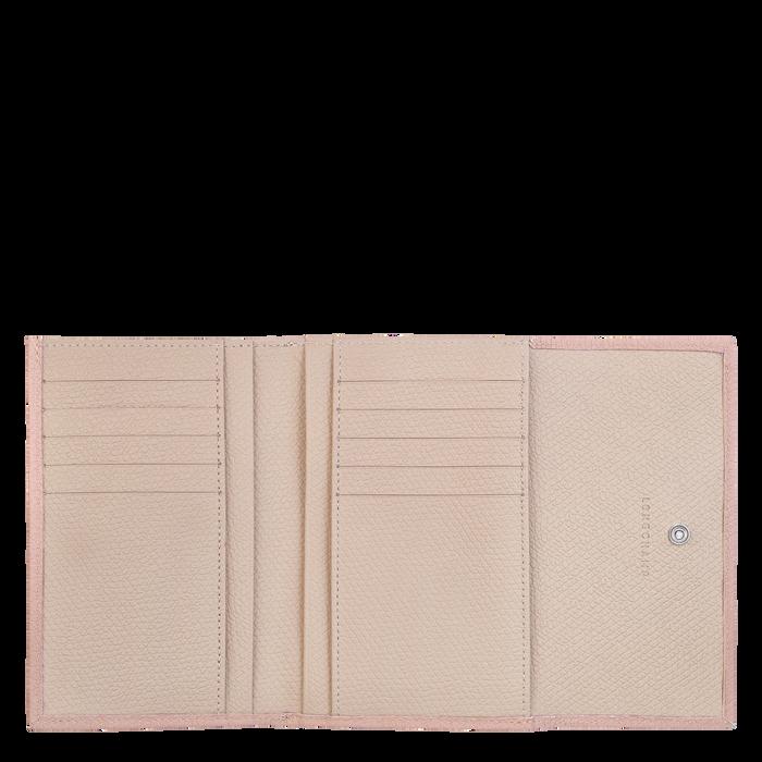 Kleine portemonnee, Poeder/Ivoor - Weergave 2 van  2 - Meer inzoomen.
