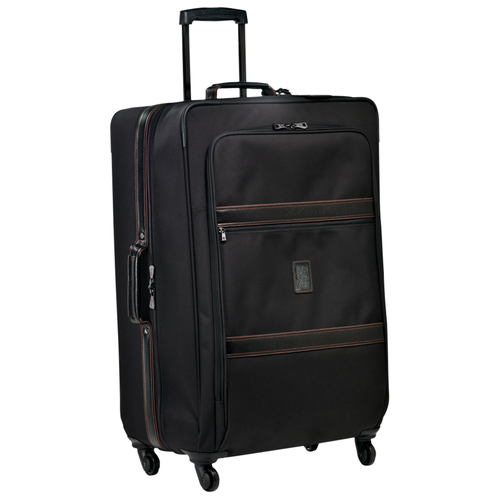 View 2 of Wheeled suitcase L, 001 Black, hi-res
