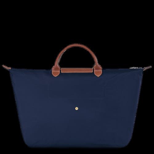 Bolsa de viaje L, Azul Oscuro - Vista 3 de 5 -