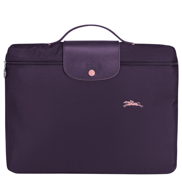 Briefcase S, Bilberry - View 1 of 5 - zoom in