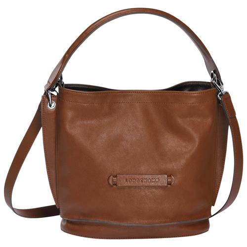 Crossbody bag, 504 Cognac, hi-res