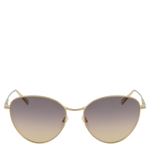 View 1 of Sunglasses, E72 Gold/Pink, hi-res