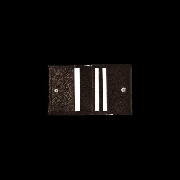 Porte-monnaie, Moka - Vue 3 de 3 - agrandir le zoom