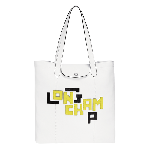 Tote bag, 007 White, hi-res