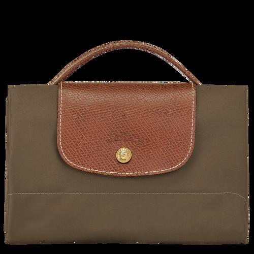 Briefcase S, Khaki - View 4 of  4 -