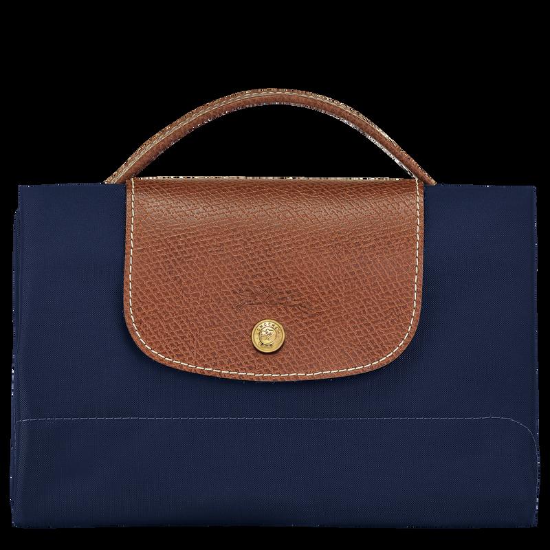 Le Pliage Original Briefcase S, Navy
