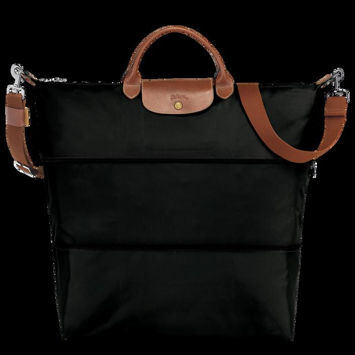 Reisetasche, Schwarz/Ebenholz - Ansicht 1 von 4 - Zoom vergrößern