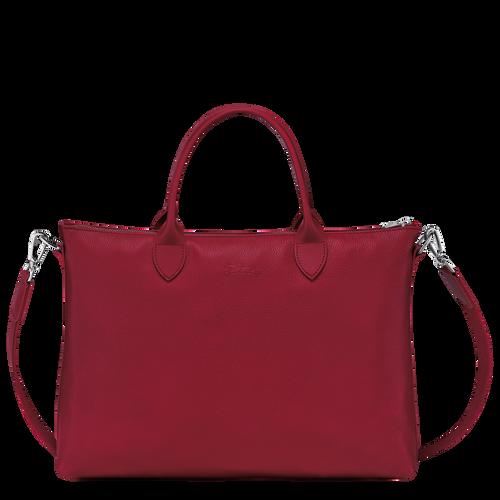 Le Foulonné Briefcase S, Red