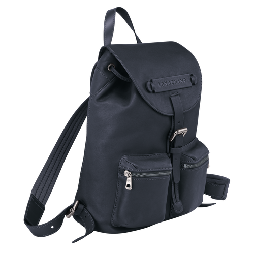 Backpack S, Midnight blue, hi-res - View 2 of 3