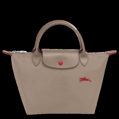 Top handle bag S, Brown, hi-res - View 1 of 4