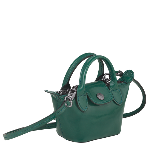 Crossbody bag XS, Green - View 2 of  3 -