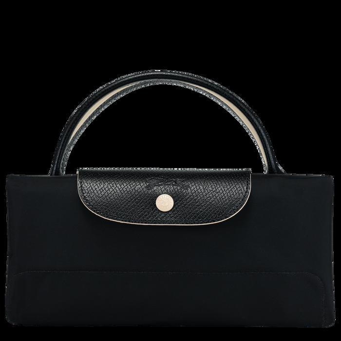 Reisetasche XL, Schwarz/Ebenholz - Ansicht 4 von 4 - Zoom vergrößern