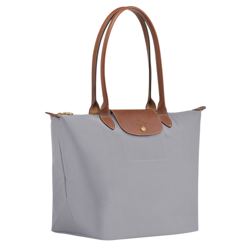 Shoulder bag L, Grey - View 2 of  5 -