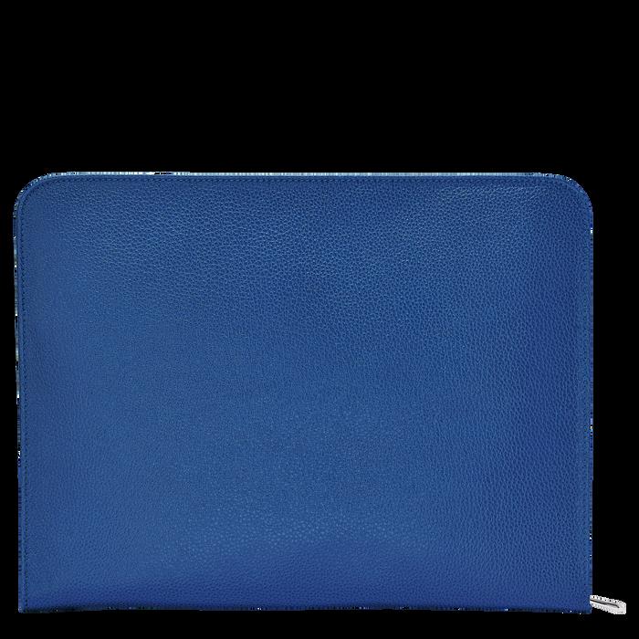 """Le Foulonné Laptop case 13"""", Sapphire"""