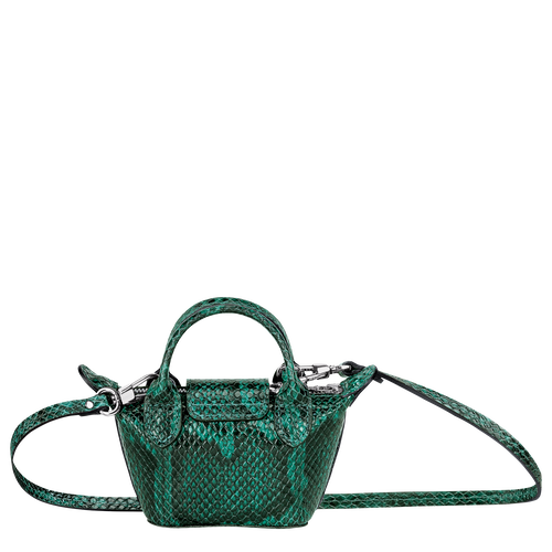 Crossbody bag XS, Green - View 3 of  3 -