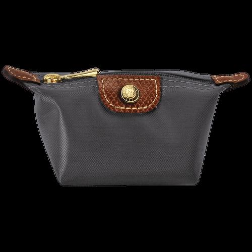 Le Pliage Original Coin purse, Gun Metal