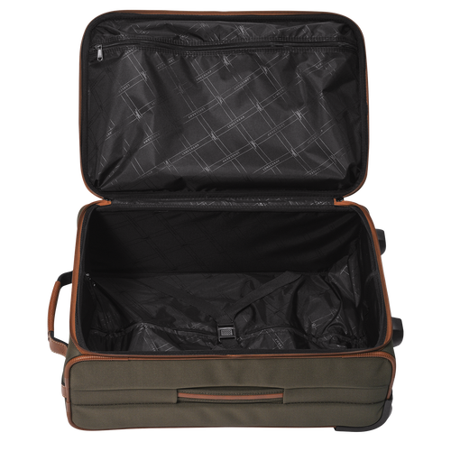 Cabin suitcase, Brown, hi-res - View 3 of 3