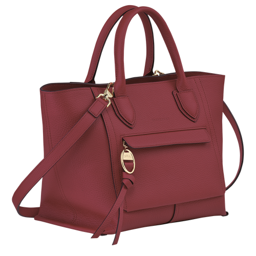 Mailbox Top handle bag M, Red