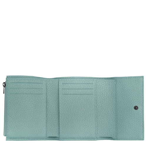 Compact wallet, Sage - View 2 of  2 -