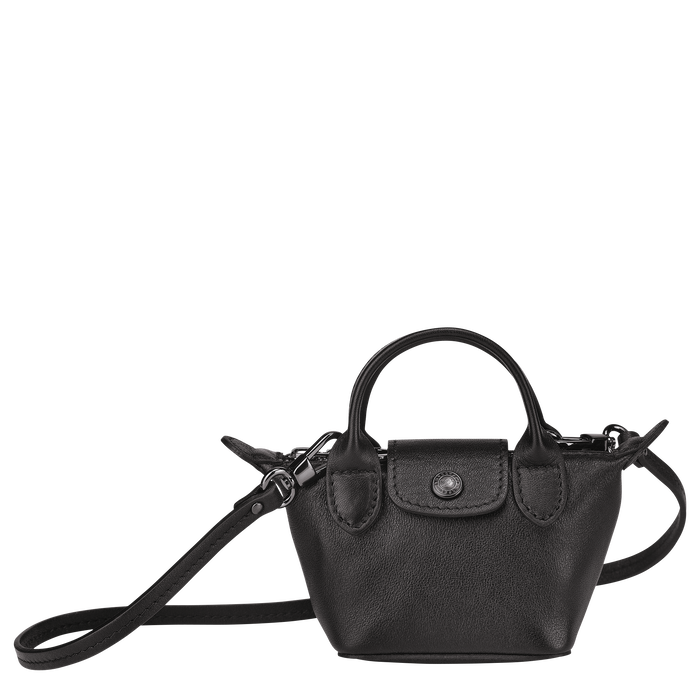 Crossbody bag XS, Black/Ebony - View 1 of  4 - zoom in