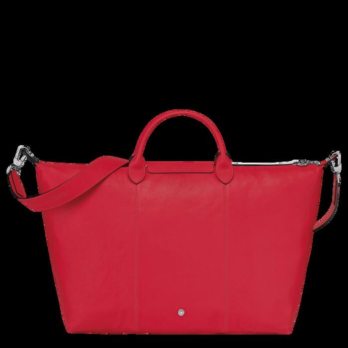 Reisetasche L, Rot - Ansicht 3 von 3 - Zoom vergrößern