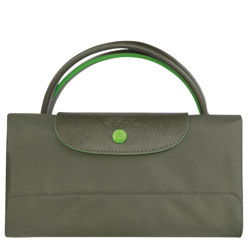 Travel bag XL, Longchamp Green - View 4 of  4 -