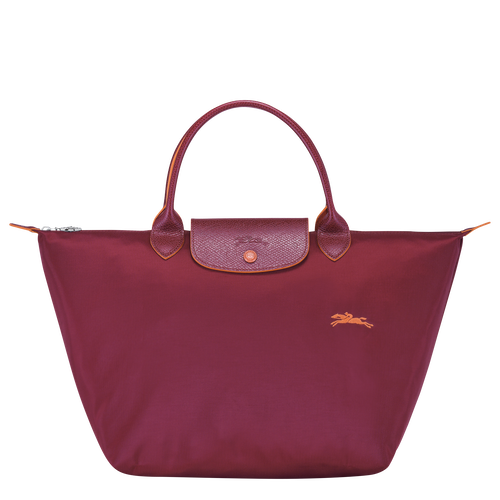 Top handle bag M, Garnet red - View 1 of  7 -