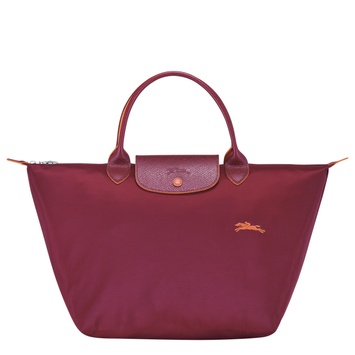 Top handle bag M, Garnet red - View 1 of  7 - zoom in