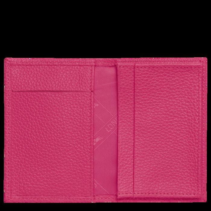 Porte-cartes, Rose/Argent - Vue 2 de 3 - agrandir le zoom