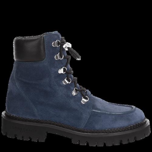 Ankle boots, Pilot blue, hi-res - View 1 of 2