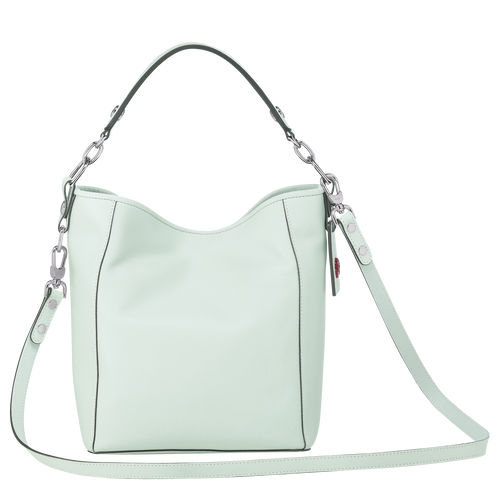 Small bucket bag, Celadon, hi-res - View 3 of 3