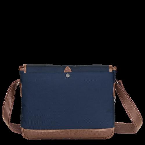 Crossbody bag, Blue - View 3 of  3 -