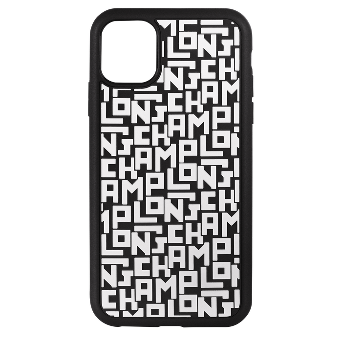 Iphone 11 case, Black/White - View 1 of 3 - zoom in