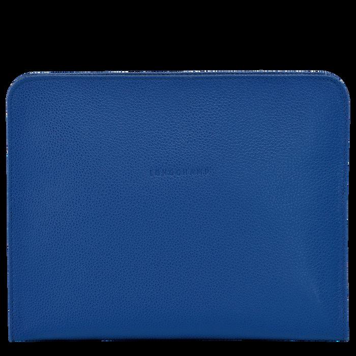 Le Foulonné iPad®-Hülle, Saphir