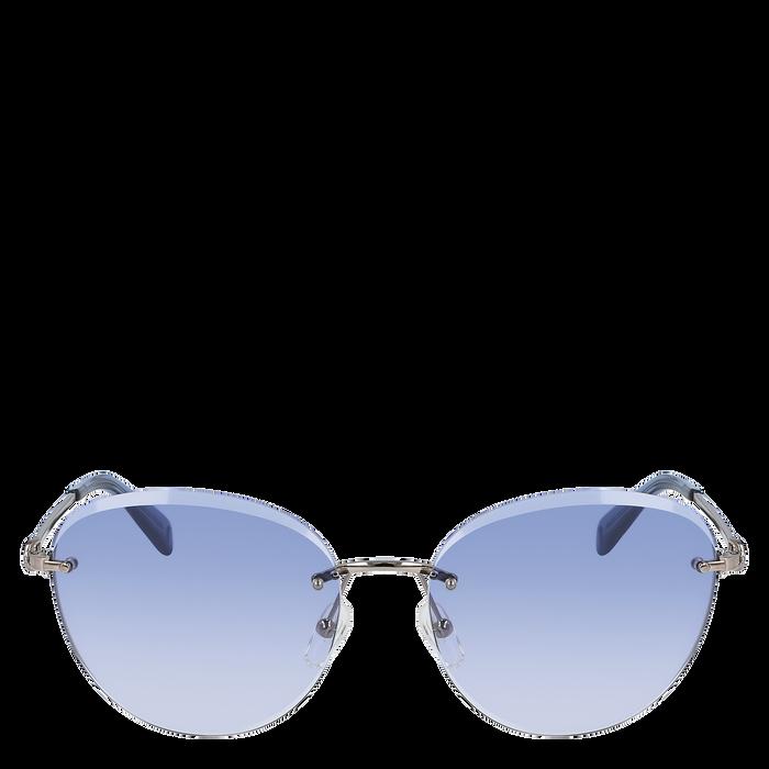 Sunglasses, Golden/Blue, hi-res - View 1 of 2