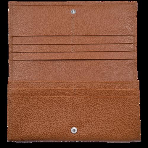 Long continental wallet, Caramel - View 2 of  2 -