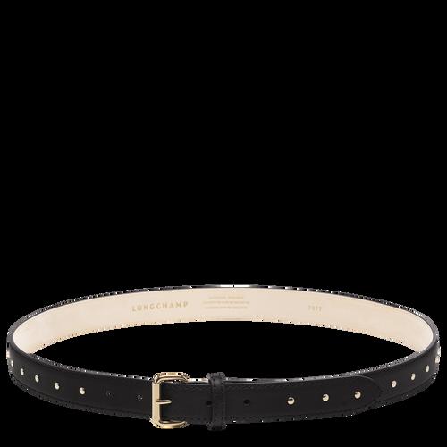 View 1 of Ladies' belt, Black, hi-res