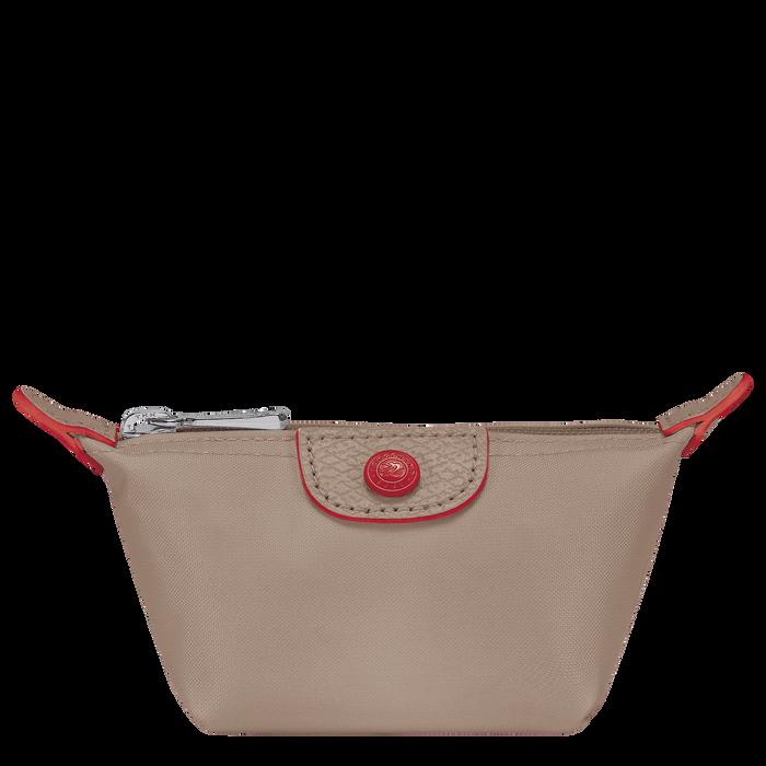 Le Pliage Club Coin purse, Brown